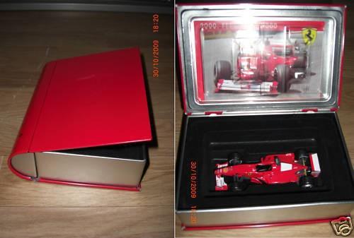 Hot Wheels Ferrari F1 2000 2000 2000 - 1 43 Ed Limité 8b6e0a
