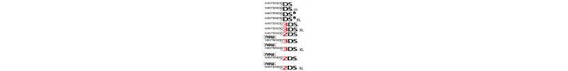 DS DSlite DSi DSXL 3DS