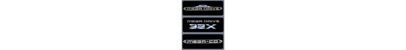 Megadrive Mega CD